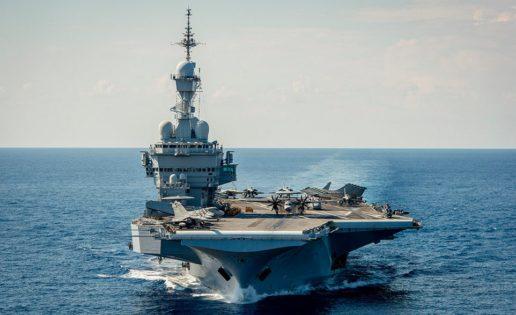 Mediterráneo en ebullición: los otros portaaviones que «rivalizarán» con el ruso Kuznetsov