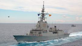 Navantia se alía con un astillero de EE.UU. para optar a construir 20 fragatas de la US Navy