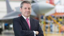 Alberto Gutiérrez, nuevo responsable de aviación militar en Airbus