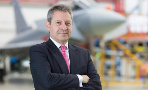 Alberto Gutiérrez, Airbus Defence and Space: «Somos una industria que genera crecimiento tecnológico»