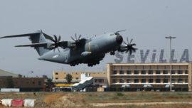 Los países del A400M serán compensados por Airbus por los retrasos