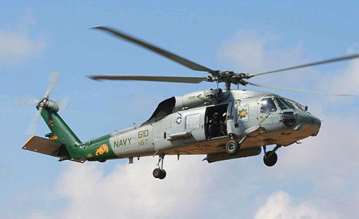 El Gobierno aprueba la compra de dos helicópteros SH-60F para la Armada por 40 millones