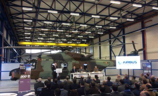 Airbus Helicópteros espera entregar su primer NH90 a la Armada en 2023