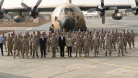 «Marfil»: el apoyo español a la guerra de Francia en el Sahel