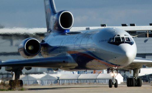 El «espionaje» permitido de un Tupolev ruso sobre el noroeste de la Península Ibérica