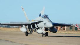 El Ejército del Aire enviará finalmente cinco F-18 a su próxima misión en Estonia