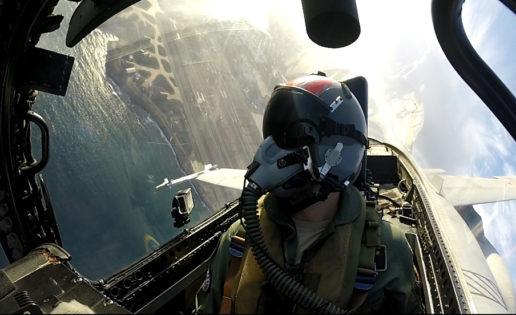 DACT 2017: 433 misiones de aviones de combate sobre los cielos de Canarias