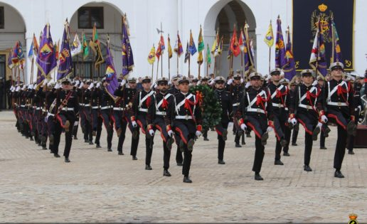 La Infantería de Marina cumple su 480º aniversario