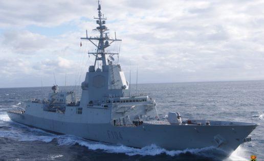 Sánchez retira la fragata Méndez Núñez que acompañaba al portaaviones Abraham Lincoln en el Golfo
