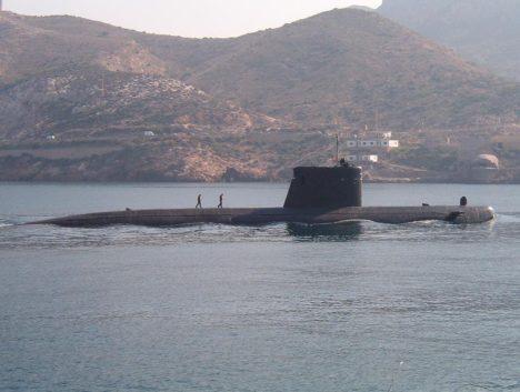 Rusia incrementa la acci n exterior de sus submarinos en for Accion educativa espanola en el exterior