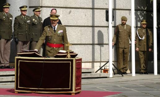 Jemad y cúpula militar, confirmados en sus cargos