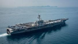 No iba a Corea, el portaaviones «Carl Vinson» aparece rumbo a… ¡Australia!