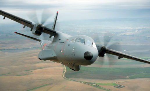 Kazajstán adquirirá otros dos aviones de Airbus C-295, ensamblados en Sevilla