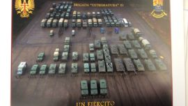Despliegue español en Letonia con la OTAN: 6 carros Leopardo y 14 vehículos Pizarro