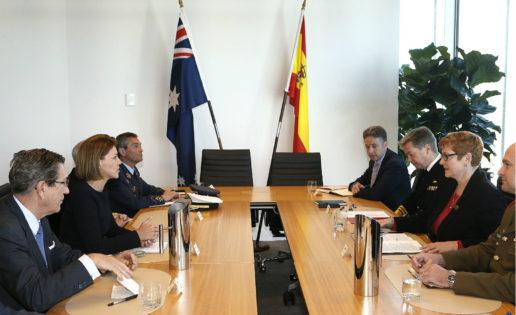 Navantia presentará en julio su oferta para ganar el contrato de las nueve fragatas de Australia