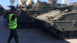 La «Guzmán el Bueno» X pone rumbo a Venecia para un ejercicio de la OTAN
