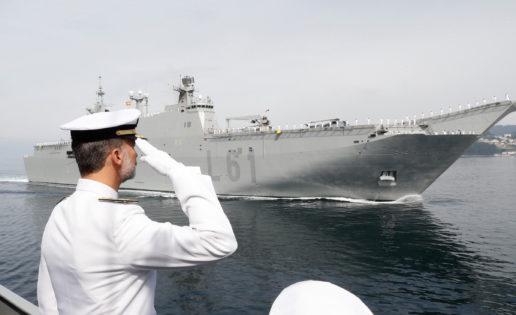 Escuela Naval Militar: veinte imágenes para el recuerdo del 300 aniversario de los Guardiamarinas