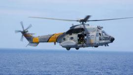 Luz verde a la compra de dos helicópteros SAR por 30 millones