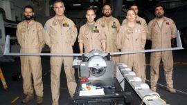 Scan Eagle: 500 horas vigilando las costas de Somalia a vista de dron