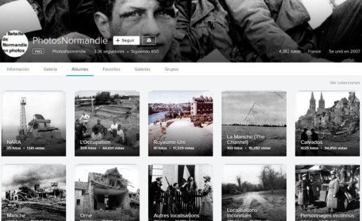 Normandía, el «Día D»: las nuevas 4.300 fotografías de libre acceso en Flickr
