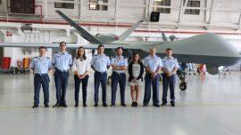 Badajoz y Lanzarote serán las bases desde donde volarán los Reaper a partir de 2019