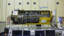 El satélite militar español PAZ será finalmente lanzado el 17 de febrero