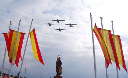 ¿Por qué la Virgen de Loreto es la patrona del Ejército del Aire?