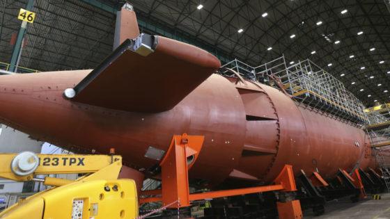 El Consejo de Ministros da luz verde hoy a la orden de ejecución de los submarinos S-80
