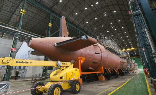 Submarinos (III): Defensa prevé invertir 1.500 millones adicionales para el nuevo S-80