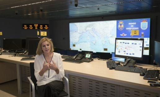 Entrevista con la ministra Cospedal (I): «Necesitamos actualizar  las capacidades militares de nuestra Defensa»