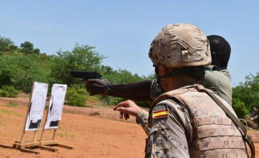 España aspira a liderar la misión EUTM Malí a finales de año.