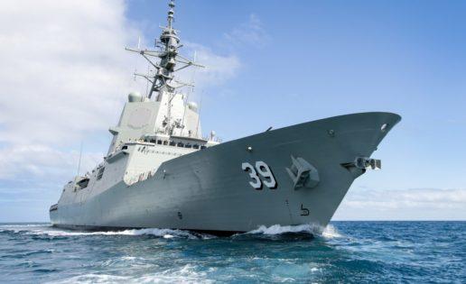 Navantia concede mayor soberanía constructora a su filial australiana