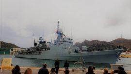 De Mauritania a Angola: la misión africana en ocho países del patrullero «Infanta Elena»