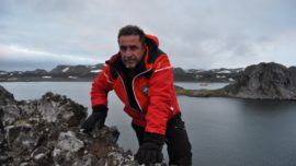 Fallece un militar español en la Antártida al caer del buque oceanográfico Hespérides