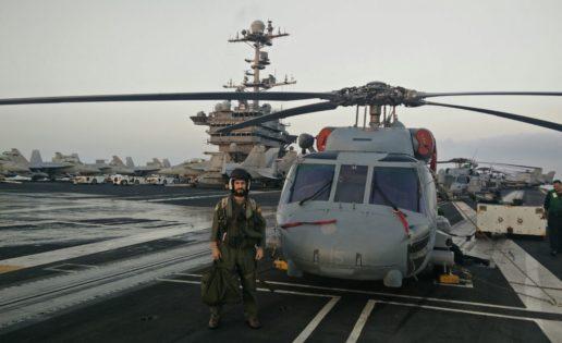 El portaaviones USS Harry S. Truman entra en el Mediterráneo