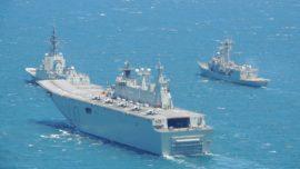 La Armada enviará el «Juan Carlos I» al Golfo para transportar helicópteros a Irak