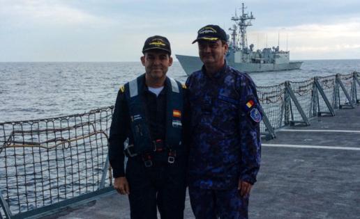 Mar Negro (II): «La OTAN tiene el compromiso de garantizar la seguridad de los Estados miembros»