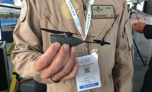 UNVEX: los nuevos «drones» de las Fuerzas Armadas