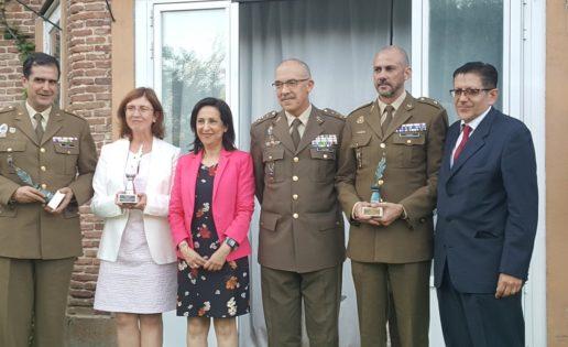 Los IX Premios de la Asociación de Periodistas de Defensa