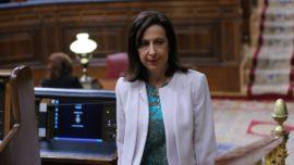Margarita Robles, el CNI y el Ministerio de Defensa