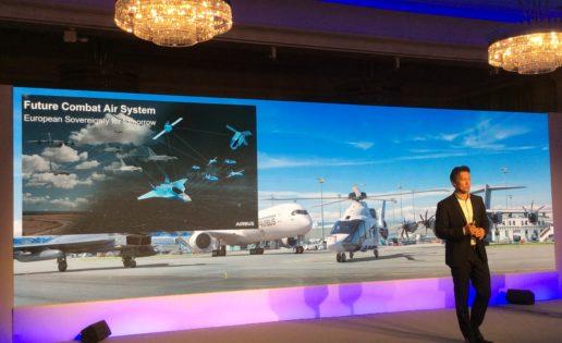 Airbus: «España podría unirse al futuro caza europeo en una fase posterior»