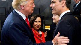Sánchez ofrece a la OTAN que España lidere la misión en Túnez