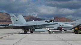 Defensa suspende un ejercicio aéreo por no haber presupuesto para dietas