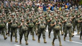 Defensa modifica las tallas mínimas para poder ser militar