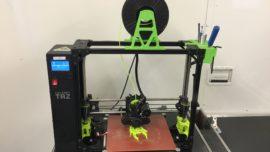 """Entramos en un """"Exfab"""", la fábrica con impresoras 3D de los marines de EE.UU."""
