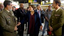 Defensa no quiere a las Fuerzas Armadas en el Salón de la Enseñanza de Barcelona