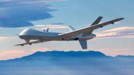 El Predator B del Ejército del Aire estará operativo en enero de 2020