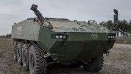 Preocupación en el Ejército por el retraso del vehículo blindado 8×8