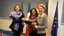 España se une a Alemania y Francia en el FCAS: el futuro sistema aéreo de combate europeo (2040)