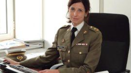 La primera mujer general de España servirá en el Instituto Nacional de Técnica Aeroespacial